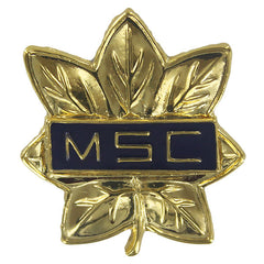 Military Sealift Command Collar Device: Lieutenant Commander