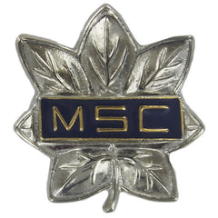 Military Sealift Command Collar Device: Commander
