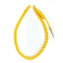Army Service Aiguillette: Gold Nylon