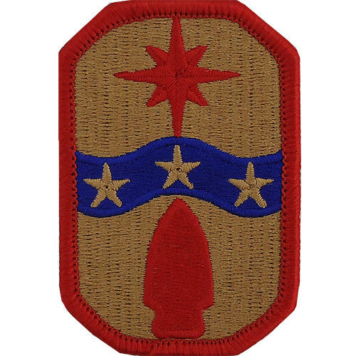 Army Patch: 371st Sustainment Brigade - color