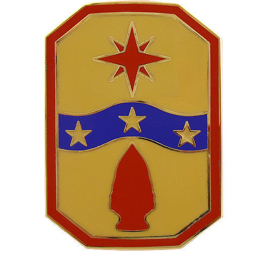 Army Combat Service Identification Badge (CSIB): 371st Sustainment Brigade