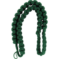 Shoulder Cord: 2723 Interwoven Kelly Green - thick