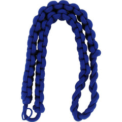 Shoulder Cord: 2723 Interwoven Royal Blue