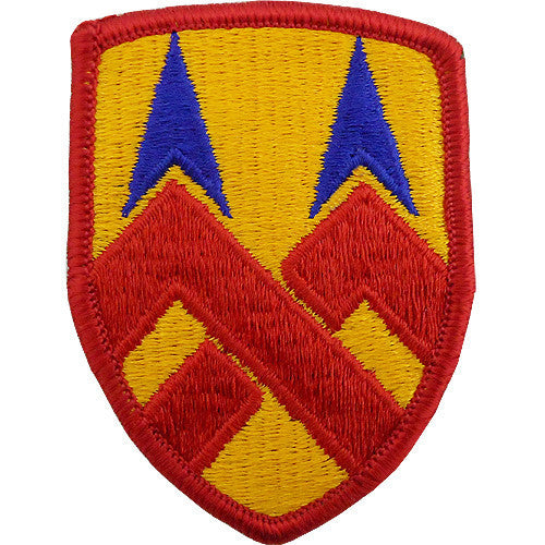 Army Patch: 377th Sustainment Command - color