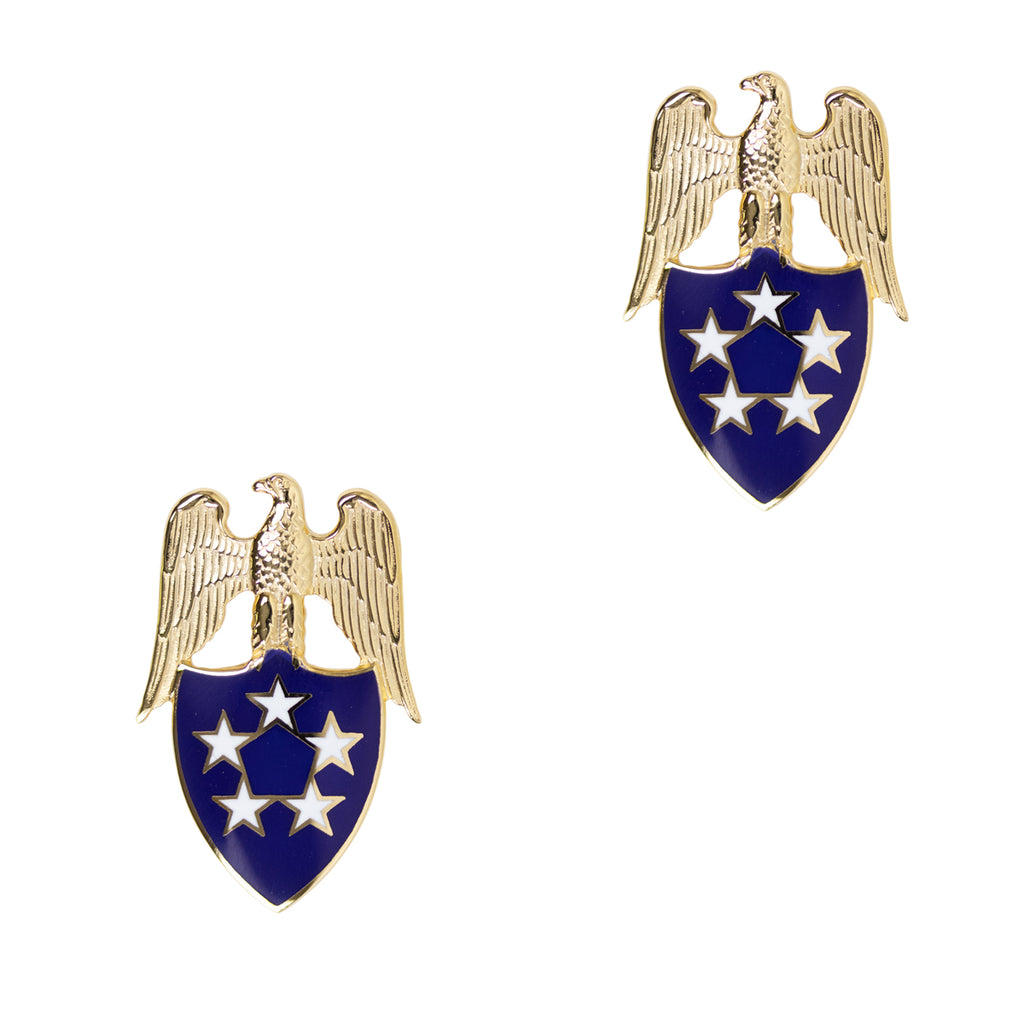 Army Aides Insignia: Aide to General of the Army