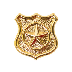 Navy Collar Device: Physical Security Technician - gold