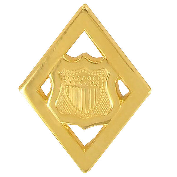 Coast Guard Collar Device: Maritime Law Enforcement Specialist
