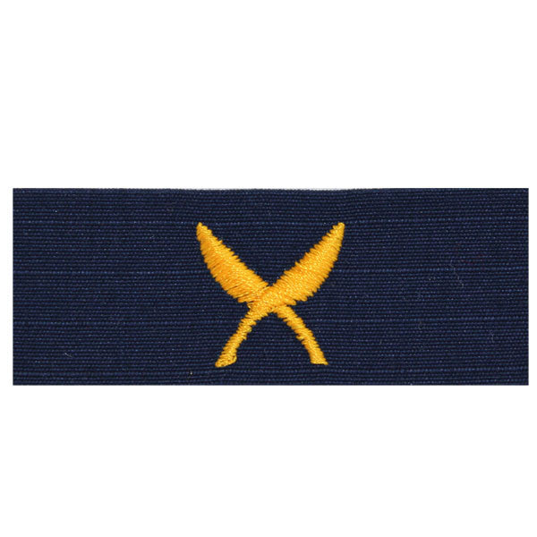 Coast Guard Collar Device: Personnel Administration - Ripstop fabric