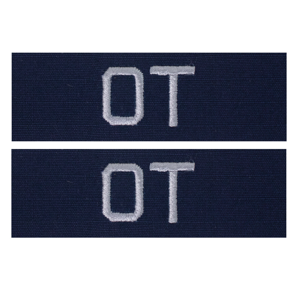 Coast Guard Collar Device: Officer Training OT - Ripstop fabric