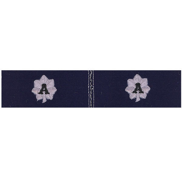 Coast Guard Auxiliary Collar Device: DCDR - Ripstop fabric
