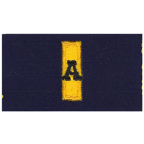 Coast Guard Auxiliary Collar Device: FSO Ripstop fabric