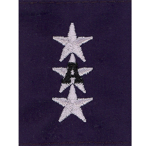 Coast Guard Auxiliary Jacket Tab: NACO