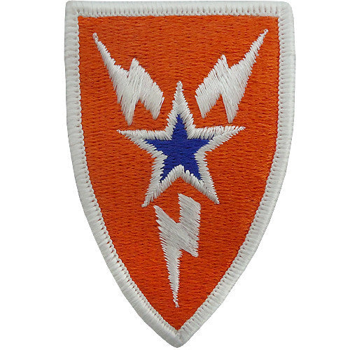 Army Patch: 3rd Signal Brigade - color