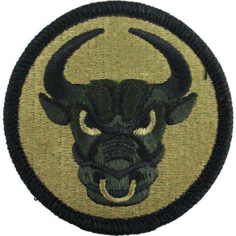 Army Patch: 518th Sustainement Brigade - embroidered on OCP