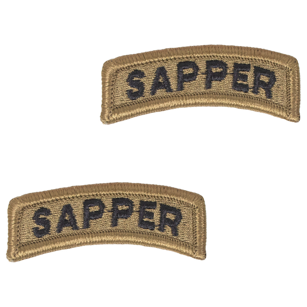 Army Tab: Sapper - embroidered on OCP