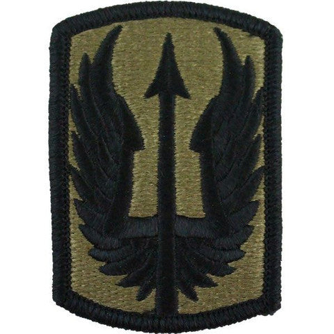 Army Patch: 185th Aviation Brigade - embroidered on OCP