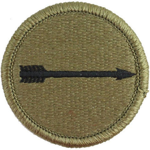 Army Patch: US Army Asymmetric Warfare Group - embroidered on OCP