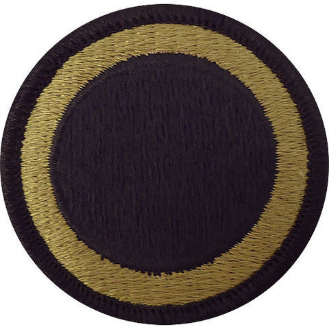 Army Patch: 1st Corps - embroidered on OCP