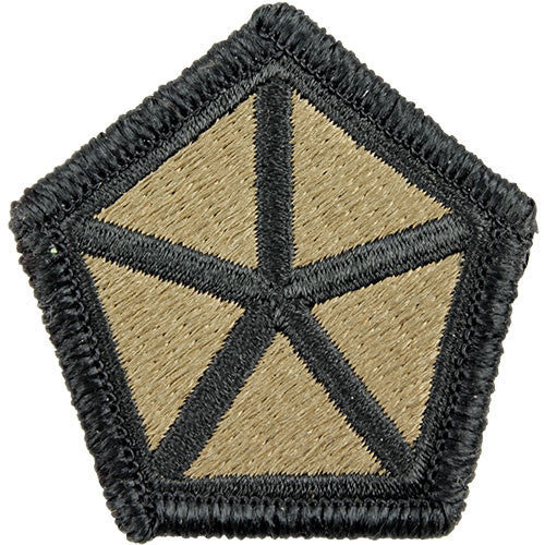 Army Patch: 5th Corps - embroidered on OCP