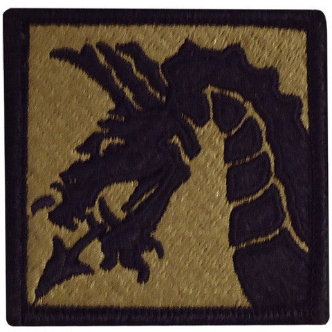 Army Patch: 18th Corps - embroidered on OCP