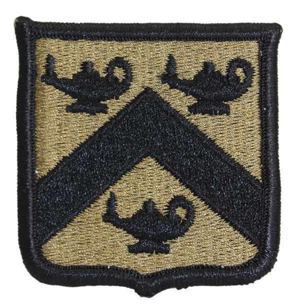 Army Patch: Command and General Staff College - embroidered on OCP