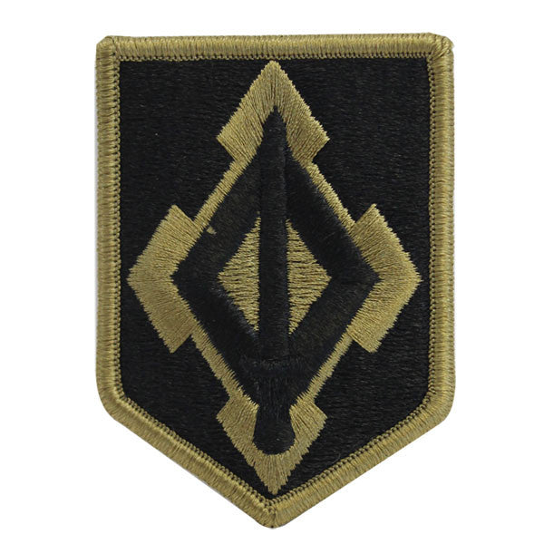 Army Patch: Maneuver Support Center of Excellence, Fort Leonard Wood Army OCP Uniform
