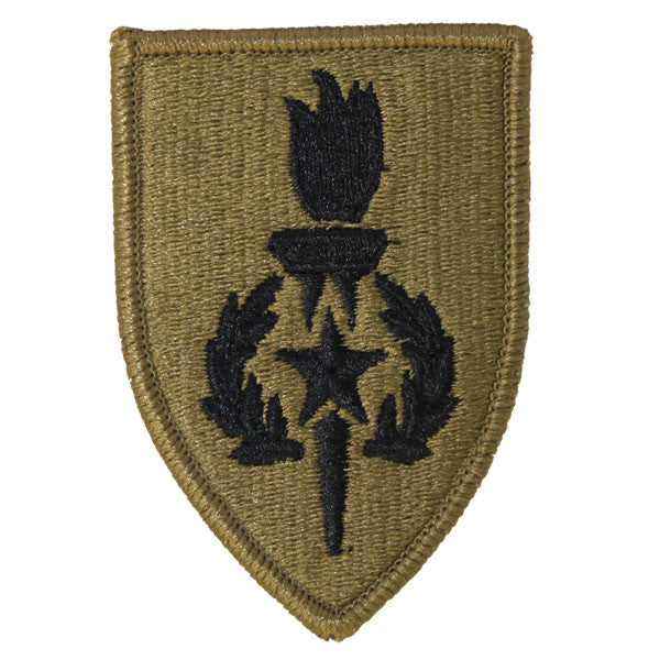 Army Patch: Sergeant Major Academy - embroidered on OCP
