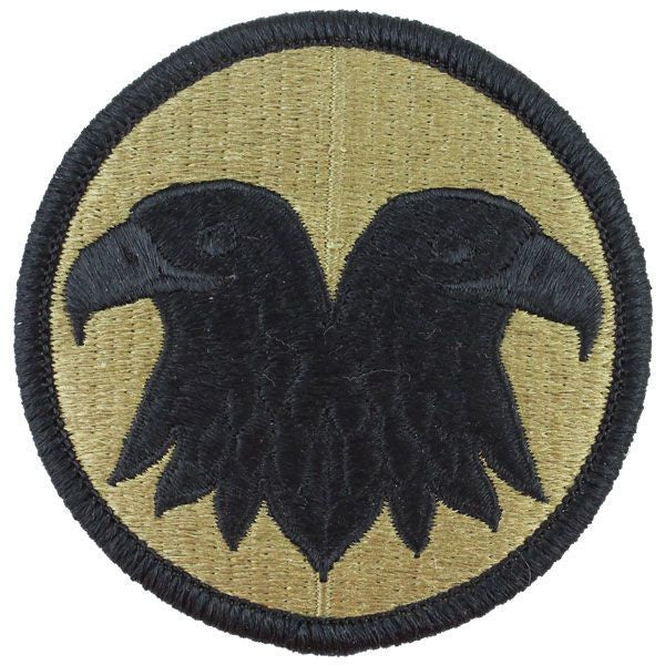 Army Patch: Reserve Command - embroidered on OCP