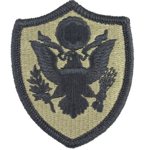 Army Patch: Joint Department of Defense - embroidered on OCP