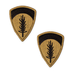 Army Alpha Unit Patch: U.S. Army Europe - embroidered on OCP