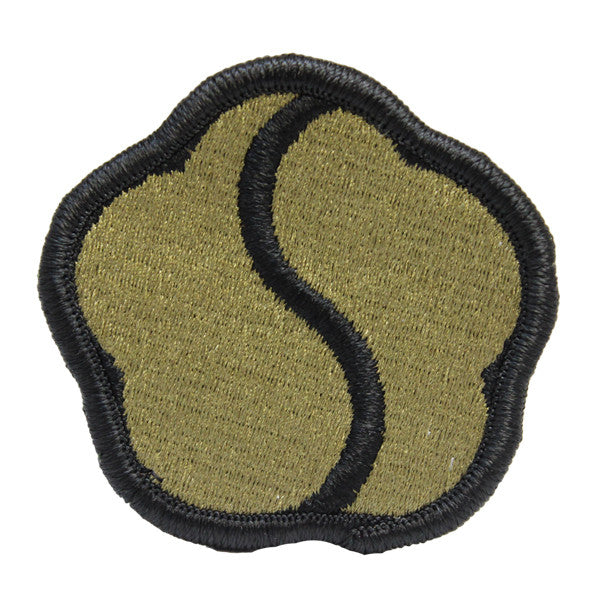 Army Patch: 19th Support Command - embroidered on OCP