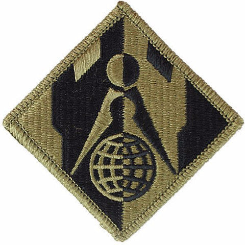 Army Patch: Corps of Engineers - embroidered on OCP