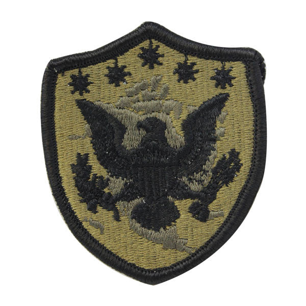 Army Patch: U.S. Northern Command - embroidered on OCP