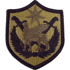 Army Patch: U.S. Army Element Multinational Forces Iraq - OCP