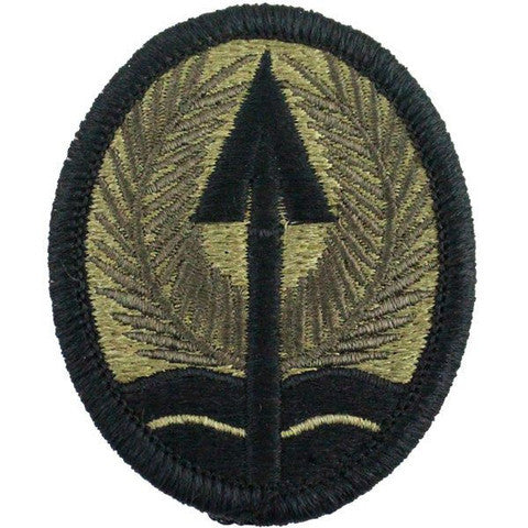 Army Patch: U.S. Army Element Multinational Corps Iraq - OCP