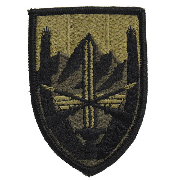 Army Patch: U.S. Forces Afghanistan - embroidered on OCP