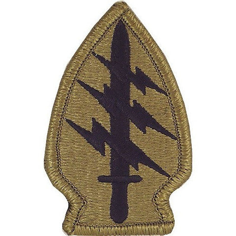 Army Patch: Special Forces - embroidered on OCP