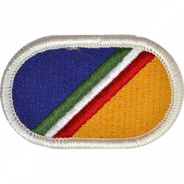Army Oval Patch: Joint Readiness Training Center