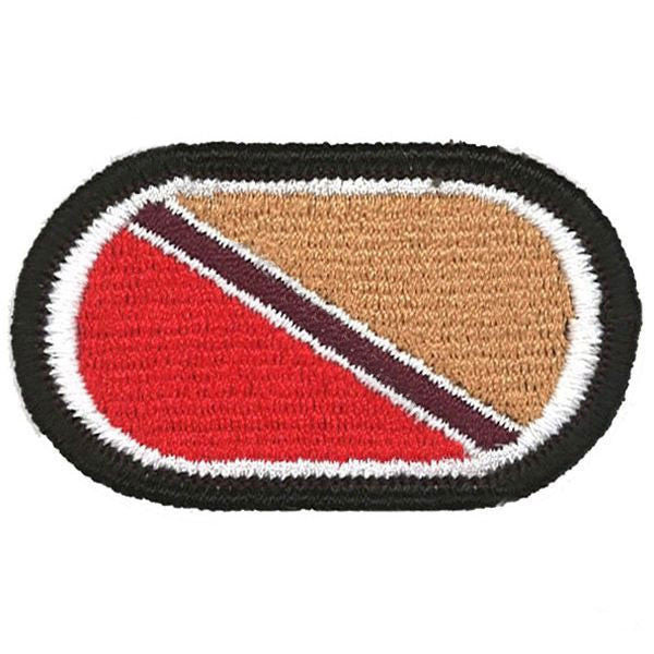 Army Oval Patch: 725th Support Battalion