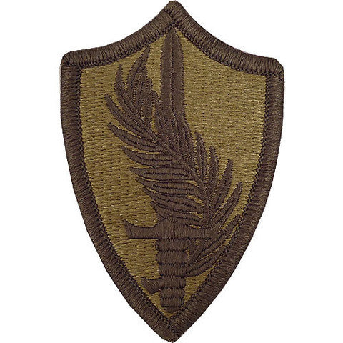 Army Patch: U.S. Army Element Central Command - embroidered on OCP