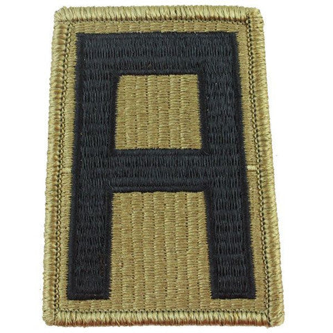 Army Patch: First Army - embroidered on OCP