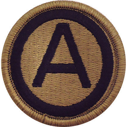 Army Patch: U.S. Army Central - embroidered on OCP