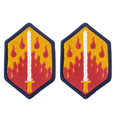 Army Patch: 48th Chemical Brigade - color