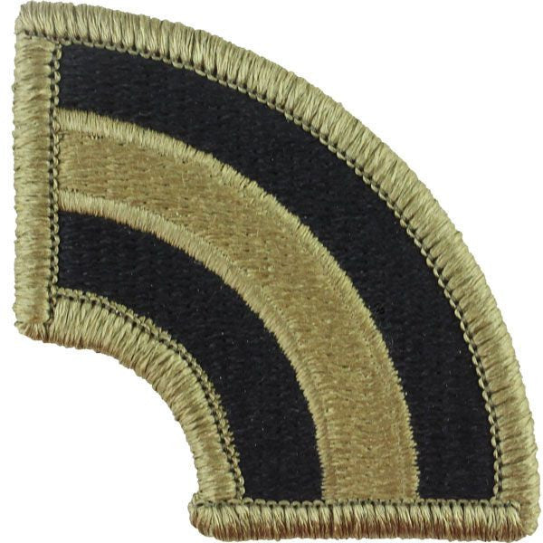 Army Patch: 42nd Infantry Division - embroidered on OCP