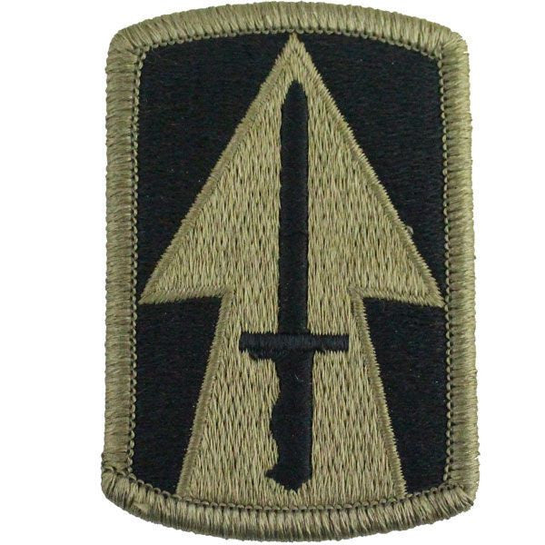 Army Patch: 76th Infantry Brigade Combat Team - embroidered on OCP