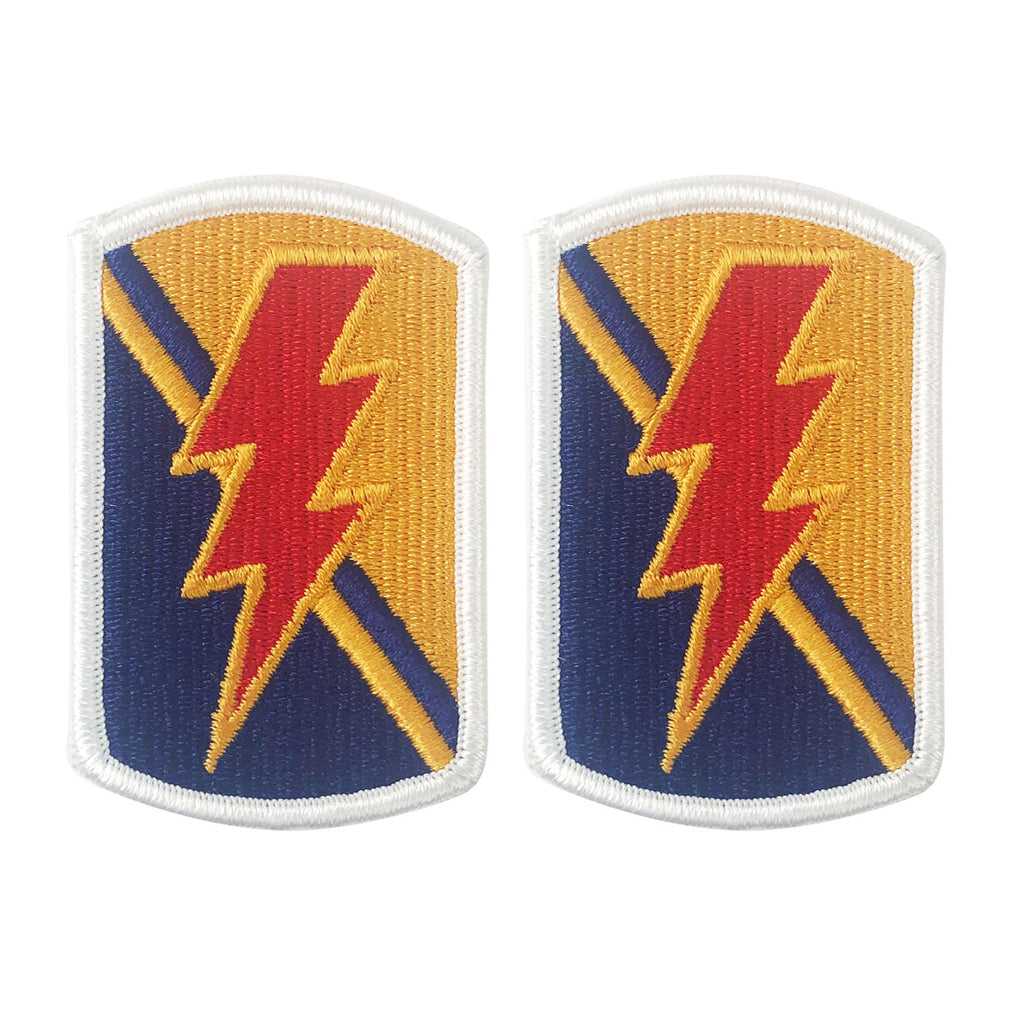 Army Patch: 79th Infantry Brigade Combat Team Full Color