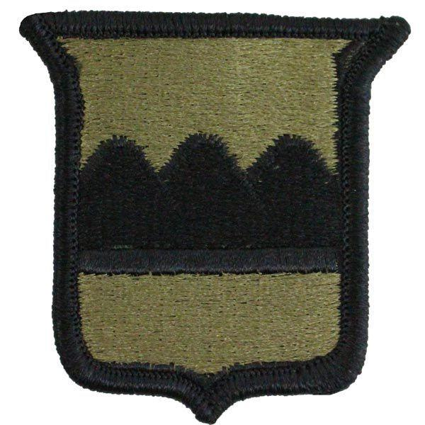 Army Patch: 80th Infantry Division Training - embroidered on OCP