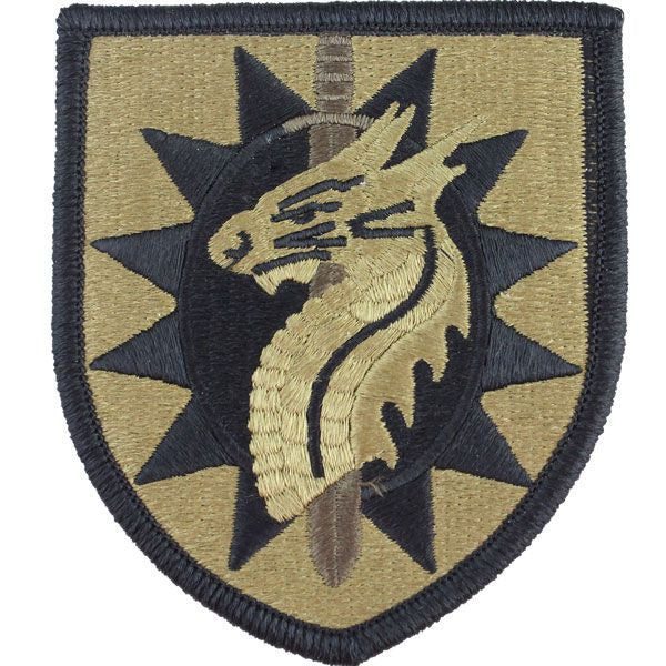 Army Patch: 224th Sustainment Brigade - embroidered on OCP
