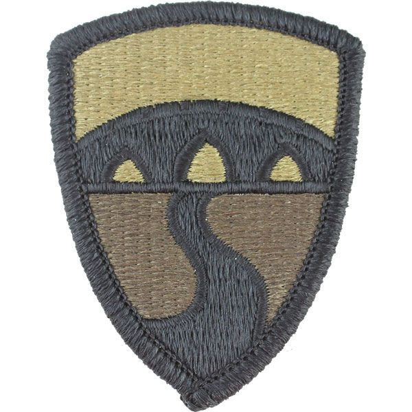 Army Patch: 304th Sustainment Brigade - embroidered on OCP