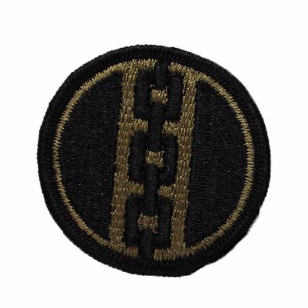 Army Patch: 301st Support Group - embroidered on OCP